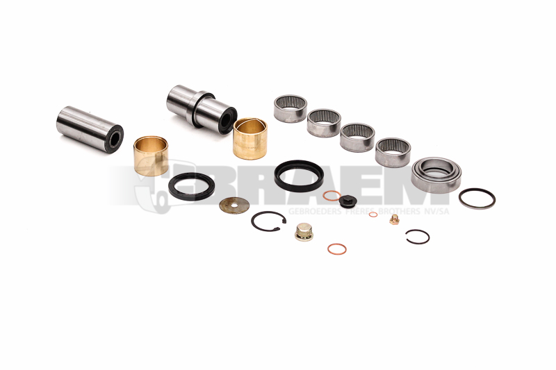 Repair kit steering knuckel
