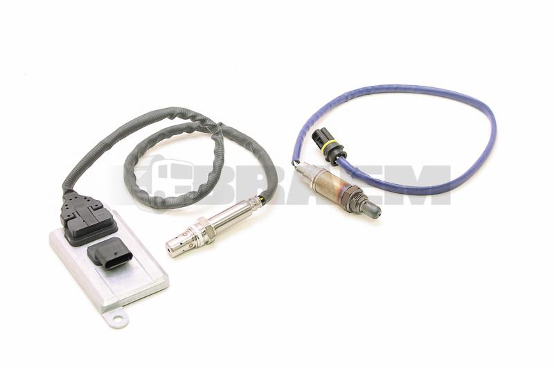 Sensoren uitlaaggasnabehandeling