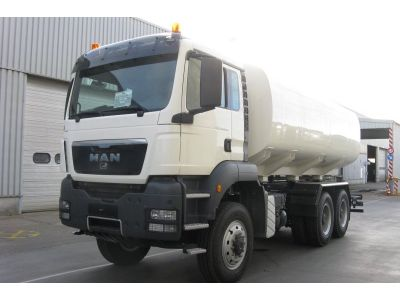 MAN TGS 40.400 BB-WW 6X6- 25.000 L - WATER