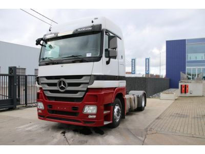 MERCEDES ACTROS 1844 LS- MP3-EURO 5