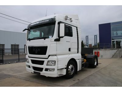 MAN TGX 18.540 XLX BLS+INTARDER+HYDR.+MANUAL