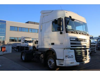 DAF XF105.460 + intarder + manual