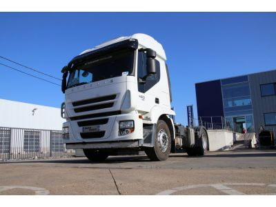 IVECO STRALIS 480+ Manual + Hydr. - 263.600 km !