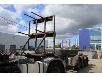 VANHOOL CONTAINERCHASSIS 20'/30'