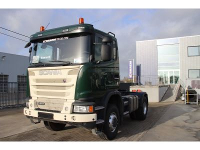 SCANIA G410 BBS - EURO 6 + KIPHYDR.