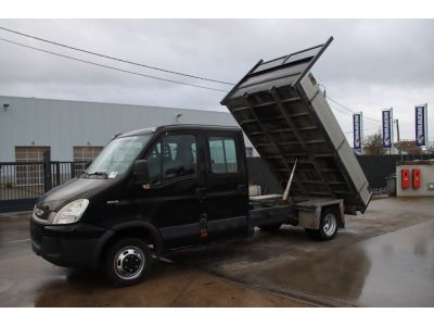 IVECO DAILY 50C15 (3.5T) - KIPPER