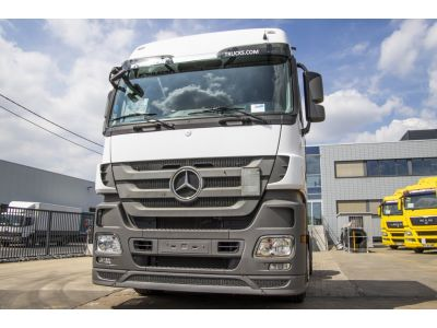 MERCEDES ACTROS 1844 BLS-MP3 (Euro5)+ KIPHYDR.
