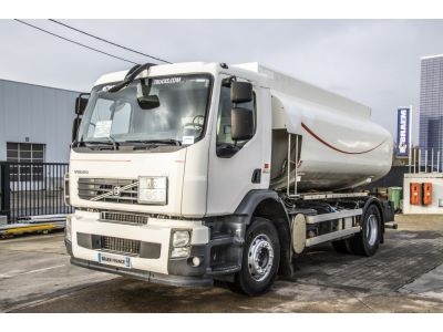 VOLVO FE 300 + TANK 13.000L ( 4COMP/SOURCE+DOME)